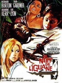 A Noite do Iguana - Poster / Capa / Cartaz - Oficial 2