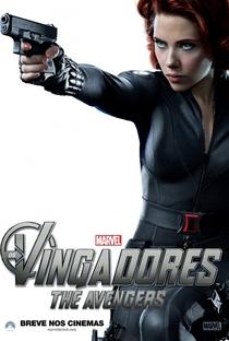 Os Vingadores - Poster / Capa / Cartaz - Oficial 11