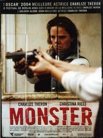 Monster - Desejo Assassino - Poster / Capa / Cartaz - Oficial 2