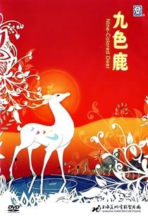 The Nine Colored Deer - Poster / Capa / Cartaz - Oficial 1
