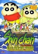 Shin-Chan: Na Ilha do Tesouro (クレヨンしんちゃん ブリブリ王国の秘宝 (Kureyon Shinchan: Buriburi Ōkoku no Hihō))