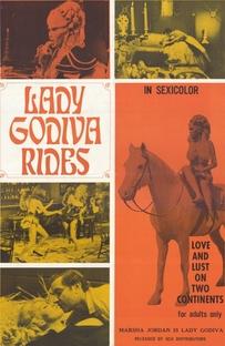 Lady Godiva Rides - Poster / Capa / Cartaz - Oficial 1