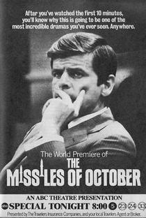 Mísseis de Outubro - Poster / Capa / Cartaz - Oficial 3
