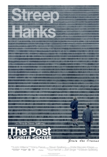 The Post: A Guerra Secreta - Poster / Capa / Cartaz - Oficial 3
