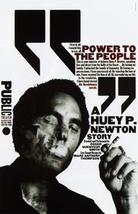História de Huey P. Newton - Poster / Capa / Cartaz - Oficial 2