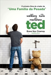 Ted - Poster / Capa / Cartaz - Oficial 5