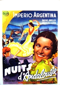 Noites Andaluzas - Poster / Capa / Cartaz - Oficial 2