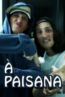 À Paisana - Poster / Capa / Cartaz - Oficial 1