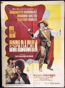 O Espadachin - Poster / Capa / Cartaz - Oficial 1