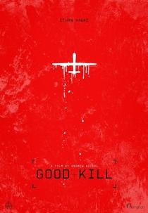 Morte Limpa - Poster / Capa / Cartaz - Oficial 2
