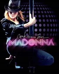 Madonna: The Confessions Tour - Poster / Capa / Cartaz - Oficial 2