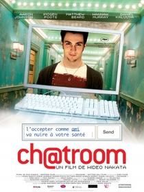Chat: A Sala Negra - Poster / Capa / Cartaz - Oficial 5