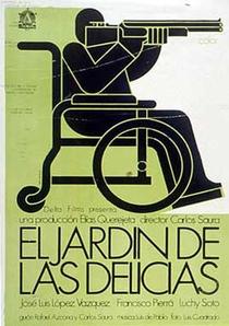 O Jardim das Delícias - Poster / Capa / Cartaz - Oficial 1