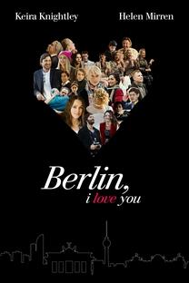 Berlim, Eu Te Amo - Poster / Capa / Cartaz - Oficial 2