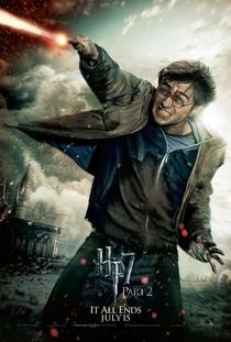 Harry Potter e as Relíquias da Morte - Parte 2 - Poster / Capa / Cartaz - Oficial 26