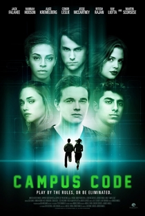 Campus Code - Poster / Capa / Cartaz - Oficial 1