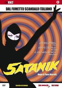 Satanik - Poster / Capa / Cartaz - Oficial 2