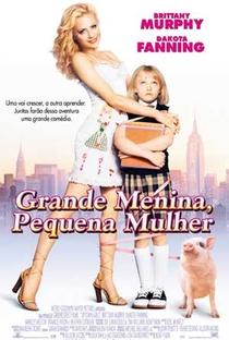 Grande Menina, Pequena Mulher - Poster / Capa / Cartaz - Oficial 2