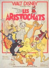 Aristogatas - Poster / Capa / Cartaz - Oficial 1