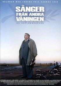 Canções do Segundo Andar - Poster / Capa / Cartaz - Oficial 2