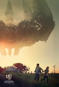 Transformers: A Era da Extinção - Poster / Capa / Cartaz - Oficial 7