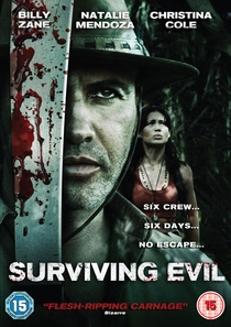 Surviving Evil - Poster / Capa / Cartaz - Oficial 1