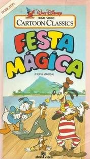 Festa Mágica - Poster / Capa / Cartaz - Oficial 1
