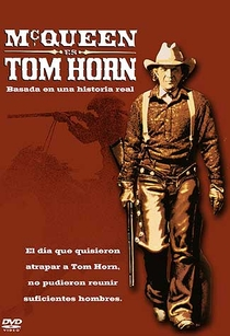 Tom Horn - Poster / Capa / Cartaz - Oficial 1