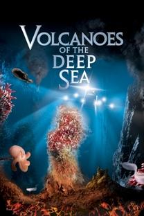 Vulcões do Fundo do Mar - Poster / Capa / Cartaz - Oficial 1