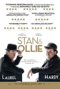 Stan & Ollie - Poster / Capa / Cartaz - Oficial 4