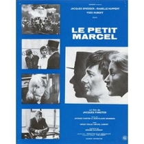 Le petit Marcel - Poster / Capa / Cartaz - Oficial 3