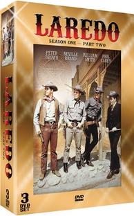 Laredo - Poster / Capa / Cartaz - Oficial 1