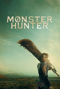Monster Hunter - Poster / Capa / Cartaz - Oficial 6