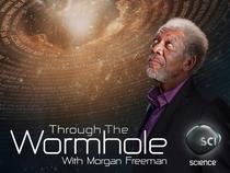 Through The Wormhole (5ª Temporada)  - Poster / Capa / Cartaz - Oficial 1