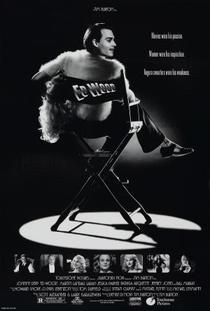 Ed Wood - Poster / Capa / Cartaz - Oficial 6