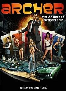 Archer (1ª Temporada) - Poster / Capa / Cartaz - Oficial 1