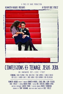 Confessions of a Teenage Jesus Jerk - Poster / Capa / Cartaz - Oficial 1