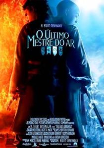 O Último Mestre do Ar - Poster / Capa / Cartaz - Oficial 1