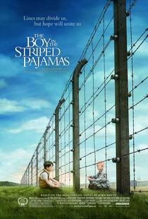 O Menino do Pijama Listrado - Poster / Capa / Cartaz - Oficial 3