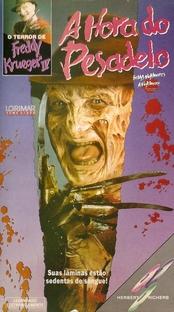 A Hora do Pesadelo - O Terror de Freddy Krueger IV - Poster / Capa / Cartaz - Oficial 1