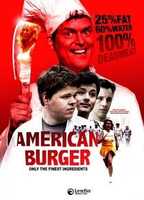 American Burger - Poster / Capa / Cartaz - Oficial 1