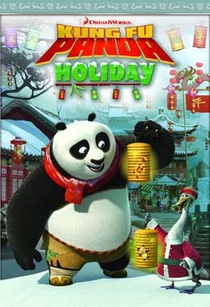 Kung Fu Panda: Especial de Natal - Poster / Capa / Cartaz - Oficial 8
