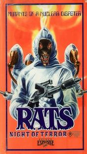Ratos - A Noite do Terror - Poster / Capa / Cartaz - Oficial 5