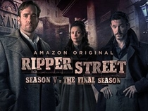 Ripper Street (5ª Temporada) - Poster / Capa / Cartaz - Oficial 5