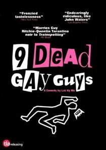 9 Dead Gay Guys - Poster / Capa / Cartaz - Oficial 1