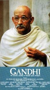 Gandhi - Poster / Capa / Cartaz - Oficial 6