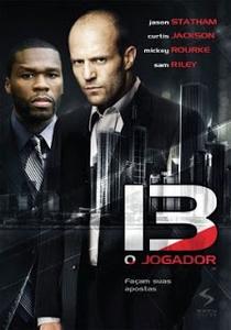 13 - O Jogador - Poster / Capa / Cartaz - Oficial 2