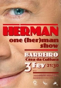 One (Her)Man Show - Poster / Capa / Cartaz - Oficial 1
