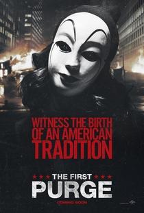 A Primeira Noite de Crime - Poster / Capa / Cartaz - Oficial 6