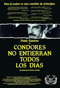 Não enterram condores todos os dias - Poster / Capa / Cartaz - Oficial 1